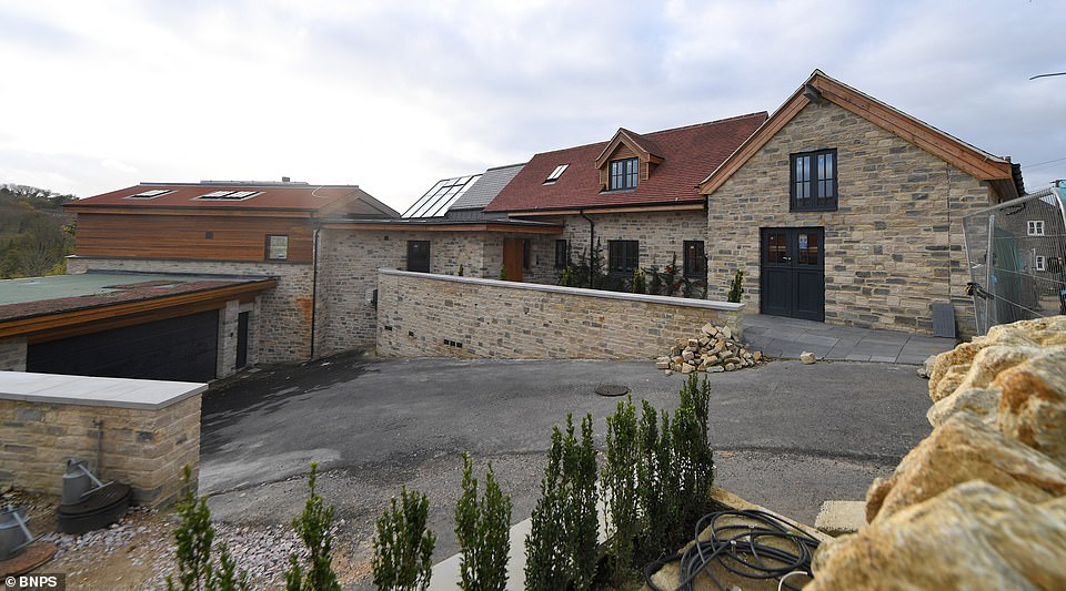 Neighbours in the parish of Bothenhampton near Bridport in Dorset are up in arms at the size of the property built by businessman Kim Hughes and his wife Debra