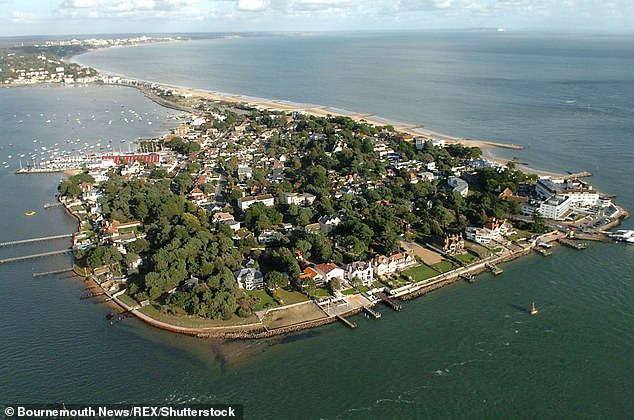 Sandbanks in Dorset is known for having some of the most expensive property in the world