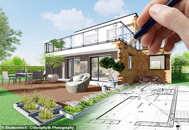 One advantage of buying off-plan is that you might be able to personalise some aspects of your home - but the major drawback is you don't have control over when it will be ready