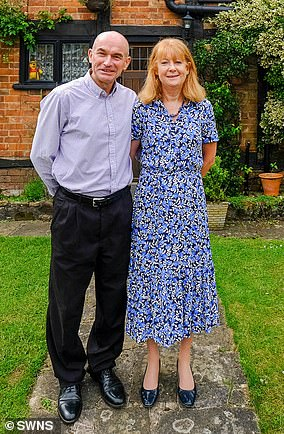 Simon and Jane Perkin have planned four free holidays this year