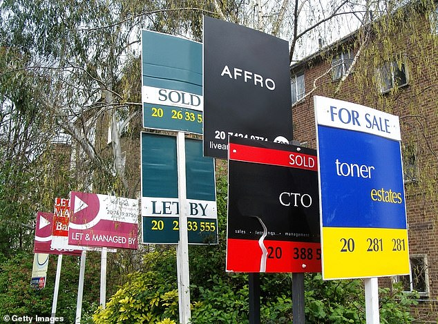 Estate agents report thatmany of their properties have gone to 'best and final' bids