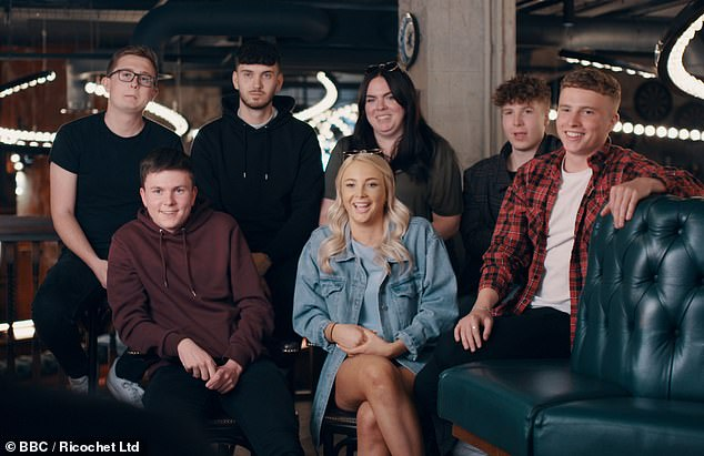 The first episode of the new TV show sees the Flat Out Fabulous team help seven students living together in Salford