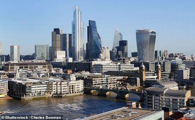 The lowest growth was in London at 2.2 per cent. The capital's average price remains the most expensive of any region in the UK at £495,000